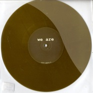 Front View : Kroppssprak / Raudive - WE ARE VOLUME 10 (10 INCH) - WRR010