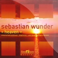 Front View : Sebastian Wunder - HEAVEN - Almost Heaven / almost009