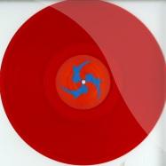Front View : Drax Ltd.ii Thomas P. Heckmann - AMPHETAMINE (COLOURED BLUE VINYL) - AFU LTD / AFULTD31-BLUE