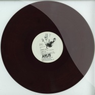 Front View : Omar-S - SIMPLE THAN SORRY (COLOURED VINYL) - FXHE Records  / aos007