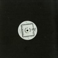 Front View : DJ Richard - LEECH2 - White Material / WM002