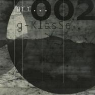 Front View : G76 - G-KLASSE EP (180 G, VINYL ONLY) - Midi Records Romania / MRR002