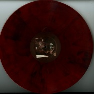 Front View : Jose Pouj / Flug / Kike Pravda - TRANSFUSION EP (RED MARBLED VINYL) - Injected Poison Records / IP010