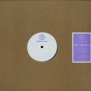Front View : Various Artists - ODD JOBS VOL 2 (VINYL ONLY) - Common Labour / COM-004