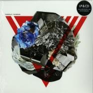 Front View : Floorplan Aka Robert Hood - VICTORIOUS (3X12 INCH LP + CD) - M Plant / MPM28LP
