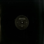 Front View : Dubble D & Moodymanc, Detache, Volta Cab - SALESPACK INCLUDING 001 / 002 / 007 (3X12 INCH) - Frole Records / FRLVPACK001