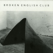 Front View : Broken English Club - MYTHS OF STEEL AND CONCRETE (7 INCH) - Death & Leisure / DEATH01