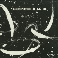Front View : Canvax - COSMOPHILIA (2X12INCH / VINYL ONLY) - YAY Recordings / YAYLP001