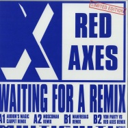Front View : Red Axes - WAITING FOR A REMIX - Multi Culti / MC017