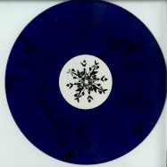 Front View : Unknown - NOMO 005 (BLUE & BLACK MARBLED / VINYL ONLY) - Nomo / NOMO005