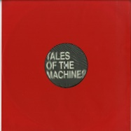 Front View : Andre Kronert - TOTM02 (VINYL ONLY) - Tales Of The Machines / TOTM02