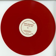 Front View : Karo Zwo / Cab Drivers - ZWO FREMDE (RED VINYL) - Cabinet Records / Cab50
