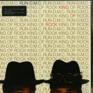 Front View : Run-D.M.C. - KING OF ROCK (180G LP) - Music On Vinyl / MOVLP675