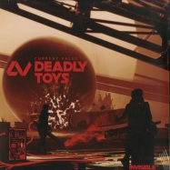 Front View : Current Value - DEADLY TOYS (COLOURED 2X12 LP + MP3) - Invisible / INVSB032