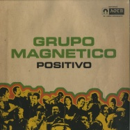 Front View : Grupo Magnetico - POSITIVO (LP) - Athens of the North / AOTNLP020