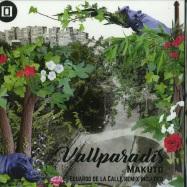 Front View : Makuto - VALLPARADIS EP (EDUARDO DE LA CALLE REMIX) - Arketip Discs / AD001
