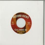 Front View : Calibro 35 - TRAVELERS / EXPLORERS (7 INCH) - Record Kicks / RK45075