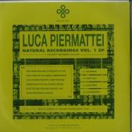 Front View : Luca Piermattei - NATURAL RECORDINGS VOL. 1 EP - Polarity Records / POLO-03