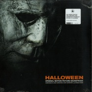 Front View : John Carpenter, Cody Carpenter, Daniel Davis - HALLOWEEN O.S.T. (LP + MP3) - Sacred Bones / 00128489