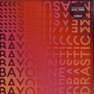 Front View : Bayonne - DRASTIC MEASURES (LTD PINK LP) - City Slang / SLANG50183LT