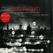 Front View : Pink Floyd - LONDON 1966/1967 (LTD 10 INCH) - Kscope / KSCOPE972 / 1089721KSC