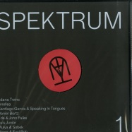 Front View : Various Artists - SPEKTRUM 1 (2X12 INCH) - TAU / TAU005