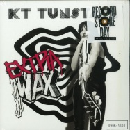 Front View : KT Tunstall - EXTRA WAX (LTD NEON PINK 7 INCH, RSD 2019) - Rostrum / RSTRM471EP
