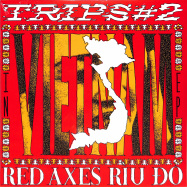 Front View : Red Axes - TRIPS 2: VIETNAM (REPRESS) - K7 Records / K7386EP