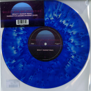 Front View : Bullet For My Valentine - GRAVITY / RADIOACTIVE (LTD BLUE 10 INCH) - Spinefarm / 7732612