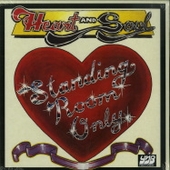 Front View : Standing Room Only - HEART AND SOUL (LP) - Everland / EVERLP017 / 00135728