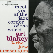 Front View : Art Blakey - MEET YOU AT THE JAZZ CORNER OF THE WORLD VOL. 1 (LP) - Blue Note / 0807386