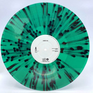 Front View : Amo, Chad Andrew, Kike Mayor - BNDR001 (GREEN RED SPLATTER) - Bandet Rec / BNDR001