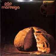 Front View : Pao Com Manteiga - PAO COM MANTEIGA (180G LP) - Polysom / 334621