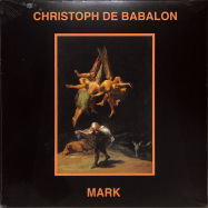 Front View : Christoph De Babalon & Mark - SPLIT (MINI LP) - A Colourful Storm / Acolour026