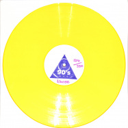 Front View : Younger Than Me & Skatebard - 90S WAX THREE (YELLOW VINYL) - 90s Wax / 90SWAX3