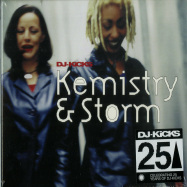Front View : Kemistry & Storm - DJ-KICKS (REISSUE CD, UNMIXED) - !K7 / !K7074CDR / 05197072