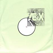 Front View : Tetelepta / Roger Gerressen / Daniel Jacques / Selfsoul - AEX011 (HANDSTAMPED) - Aex / AEX011