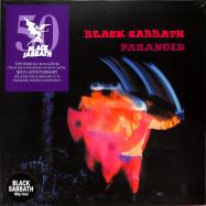 Front View : Black Sabbath - PARANOID (180G LP) - BMG / 405053863700