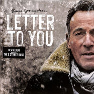 Front View : Bruce Springsteen - LETTER TO YOU (2LP 140g) - Columbia / 19439803801