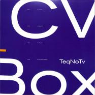 Front View : CVBox - TEQNOTV - Uncanny Valley / UV054
