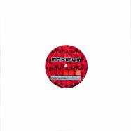 Front View : Various Artists - VIRUS PANIC RED (180G VINYL / REPRESS) - Maximum Minimum / MAXMIN062RP