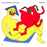 Front View : Various Artists - AND YOU? - Live at Robert Johnson / PLAYRVN001