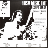 Front View : Salah Ragab & Cairo Jazz Band - EGYPT STRUT (2LP) - Strut Records / STRUT263LPRSD