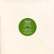 Front View : Avus - FANCY ARSE / JAMES HOLDEN RMX - Perc Trax / tpt002