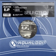 Front View : Pulsedriver - SELECTED EP - Aqualoop / aql080