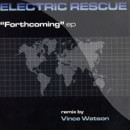 Front View : Electric Rescue - FORTHCOMING EP - BTrax / BTX004