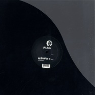 Front View : Audiofly X - 4 PLAY EP - Get Physical Music / GPM060