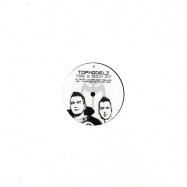 Front View : Topmodelz - TIME 2 ROCK EP - Aqualoop / aql124
