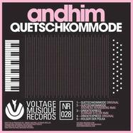 Front View : andhim - QUETSCHKOMMODE - Voltage Musique / VMR028