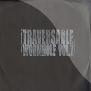 Front View : Unknown - TRAVERSABLE WORMHOLE VOL.7 (GREY MARBLED VINYL) - tw07t